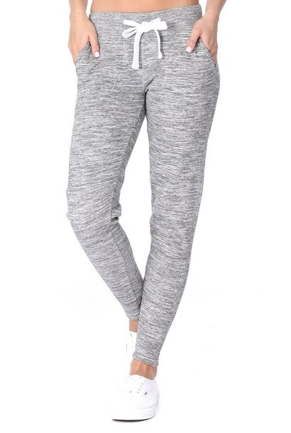 Tired Tapered Jogger M CHAR