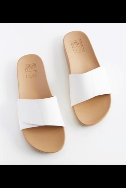 Coronado Sandal WHT