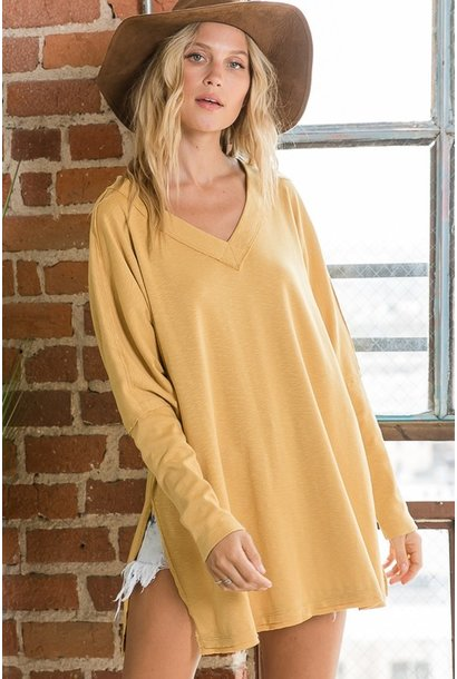 Weekday Vneck Tunic MUST