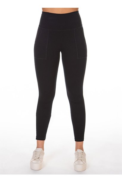 Basic Pocket Legging BLK