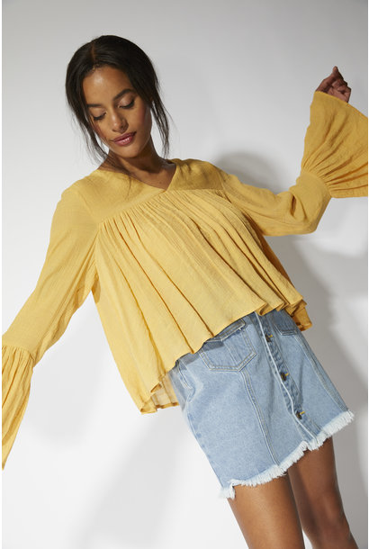 Ever Heart Blouse GLDN