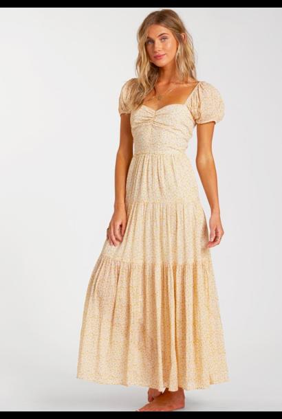 Sunrise Maxi Dress YEL