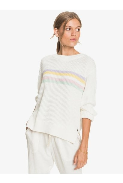 Morning Mood Sweater WHT