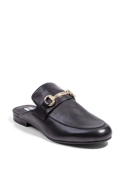 Kandi Leather Mule BLK