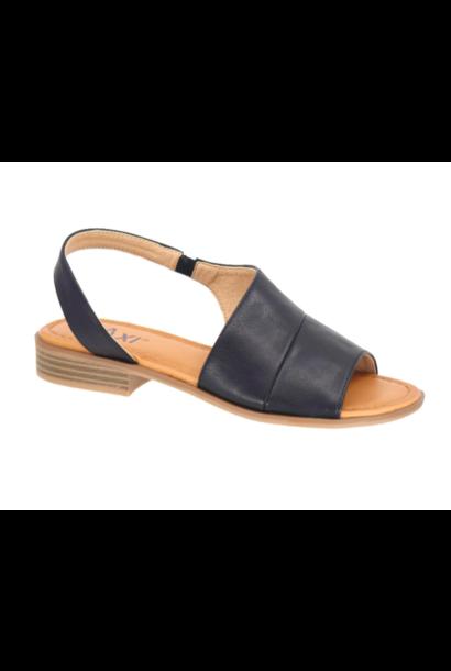 Shayla Sling Sandal BLK
