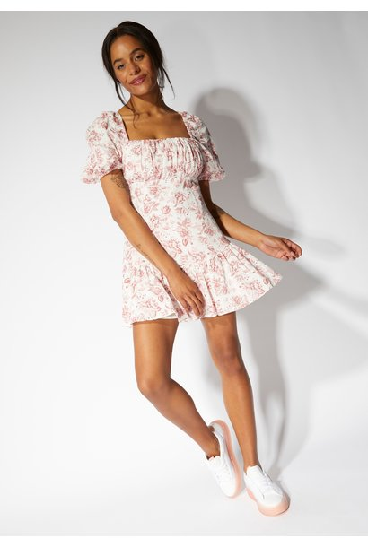 Love Story Mini Dress