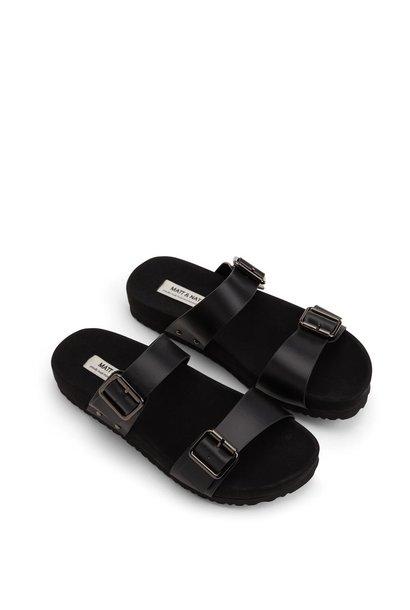 Ibaka 2 Buckle Sandal BLK