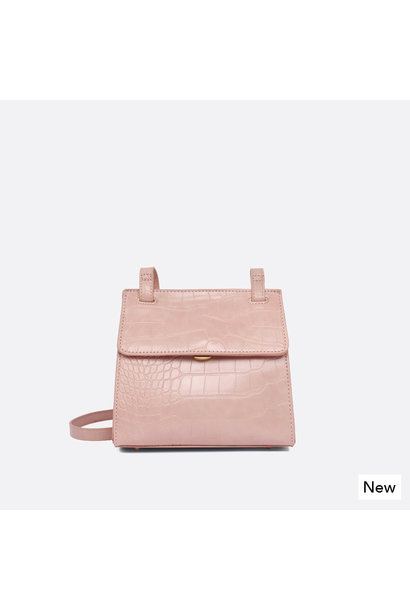 Christy Crossbody ROSE CROC