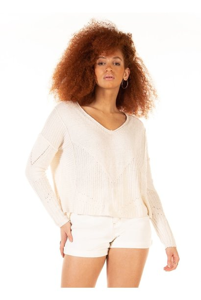 Slouch Beach Sweater CRM