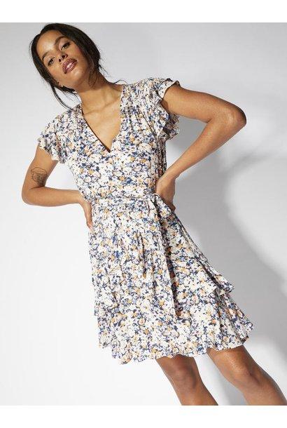 MINKPINK Ava Floral Mini Dress MUL