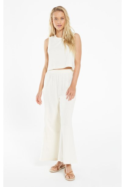 Scout Jersey Flare Pant SAND