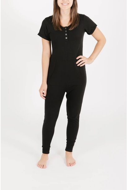 AnyDay Romper BLK