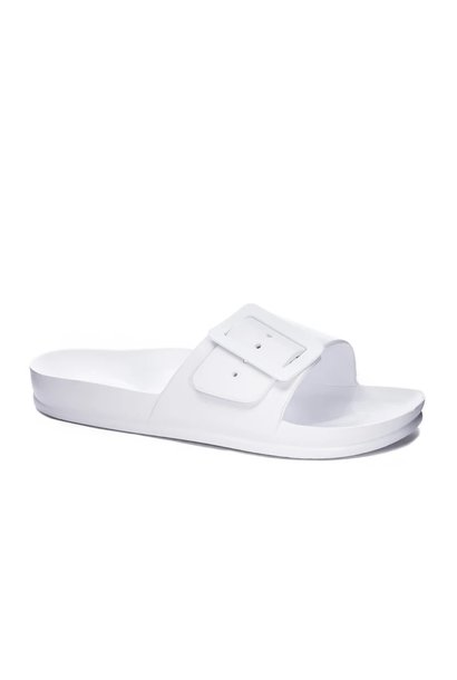 Playful Sandal WHT