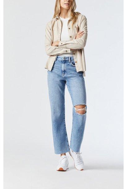 Barcelona H/R Wide Leg Jean