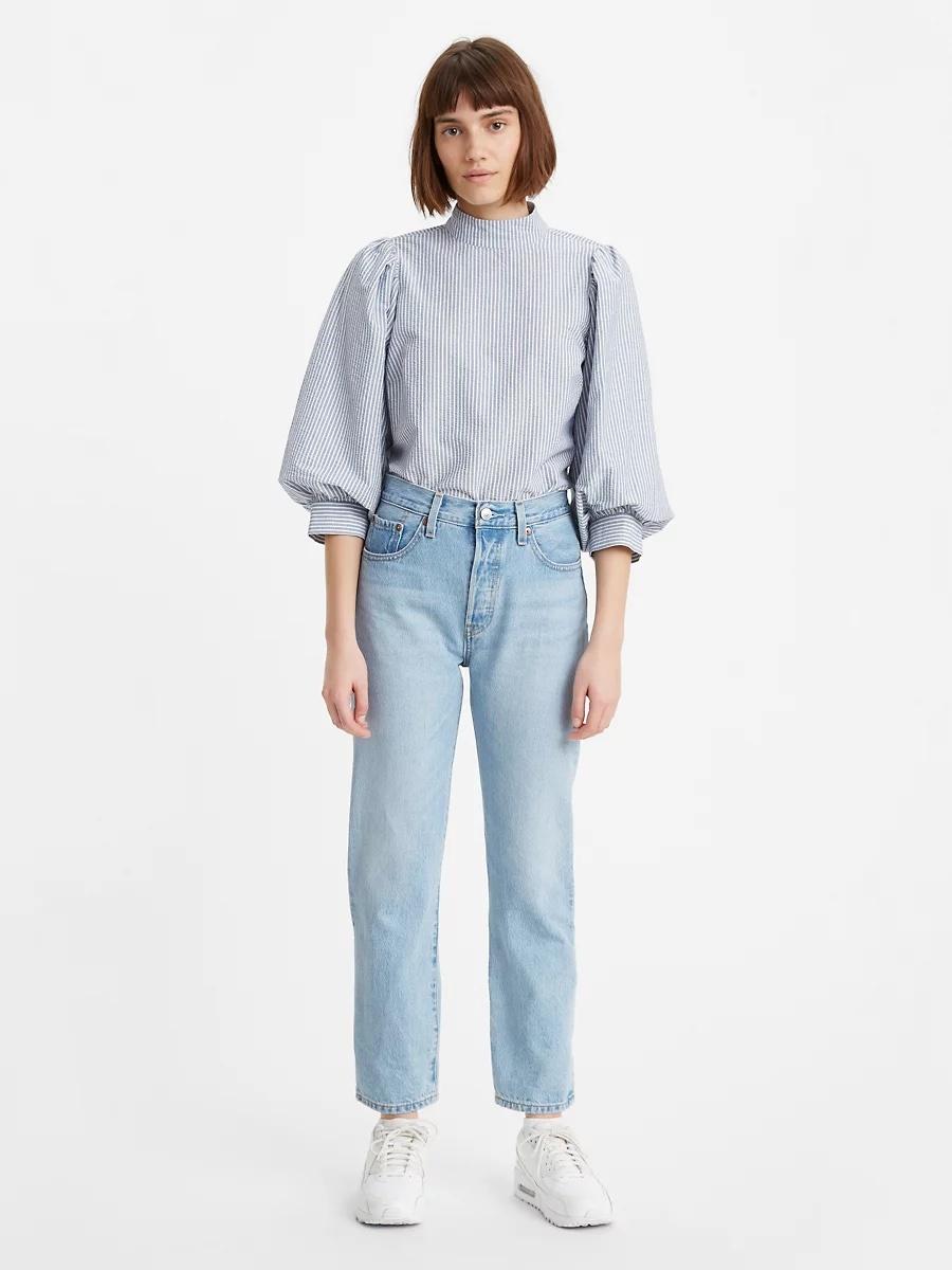 501 Crop Jeans LUXOR RA-1