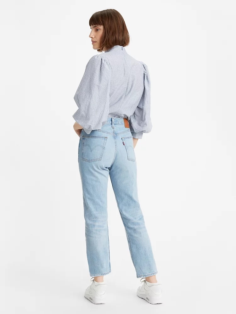 501 Crop Jeans LUXOR RA-2
