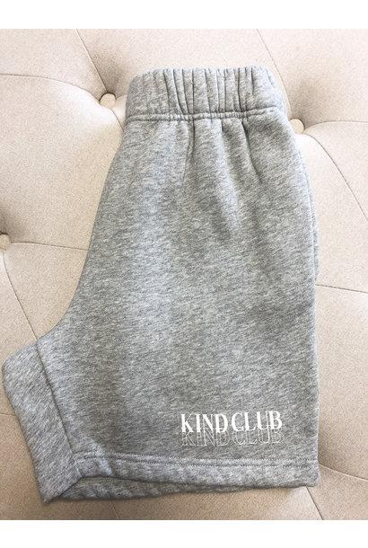 Kind Club Short GRY