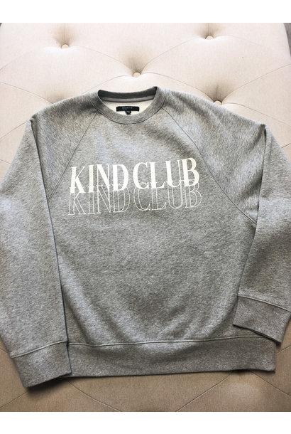 Kind Club NYBF Crew GRY