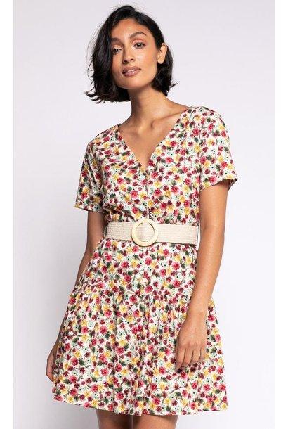 Haisley Dress WHT