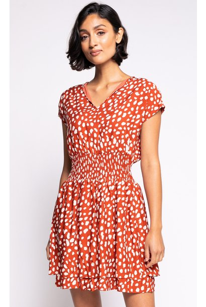 Camille Dress RED