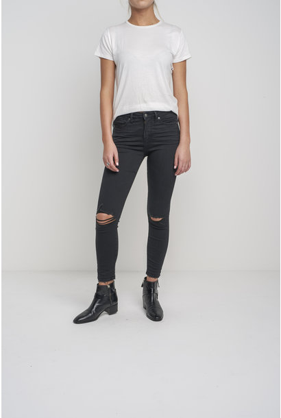 Isbister Ripped Skinny BLK