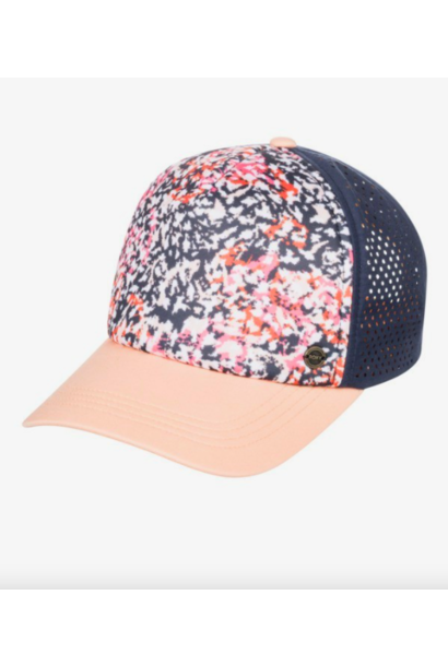 California Electric Trucker Hat NVY