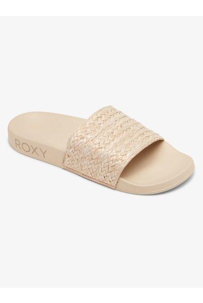 Slippy Jute Sandal CRM