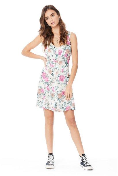 Maye Floral Mini Dress BER