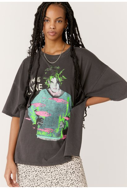 Cure BeachParty Tour Tee BLK