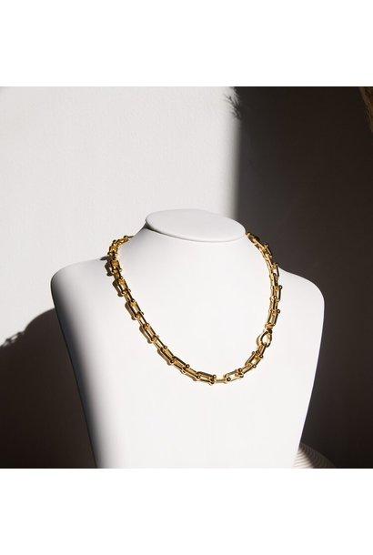 Bonds Necklace GLD