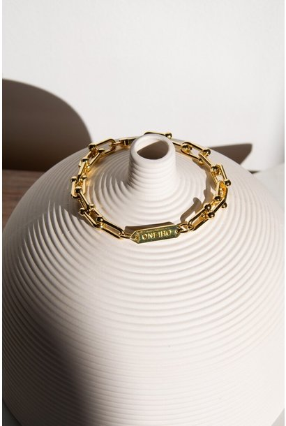 Bonds Bracelet GLD