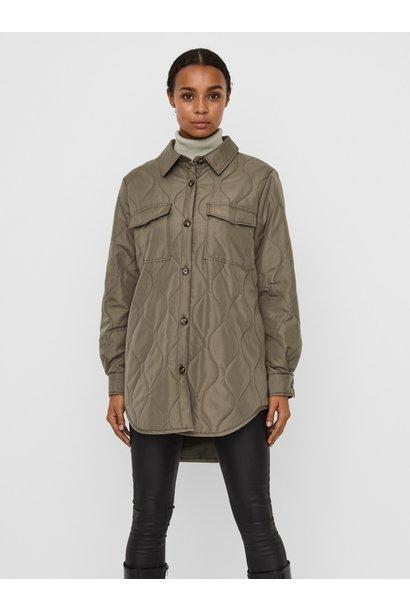 Simoneloa Shirt Jacket OLV
