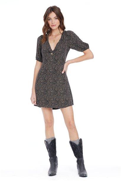 Cameron Mini Dress BLK