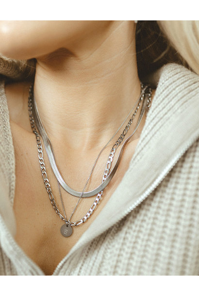 Charlotte Figaro Necklace SIL