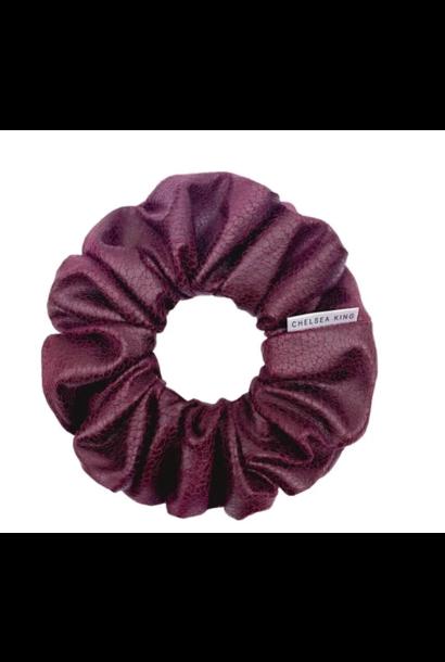 Bordeaux Classic Scrunchie MERLOT
