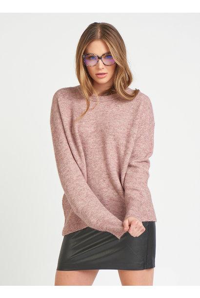 Crew Sweater MAUVE