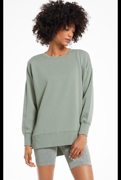 Layer Up Sweatshirt AGAVE