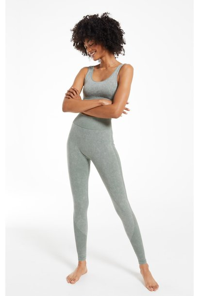 Walk It Out Seamless Legging AGAVE