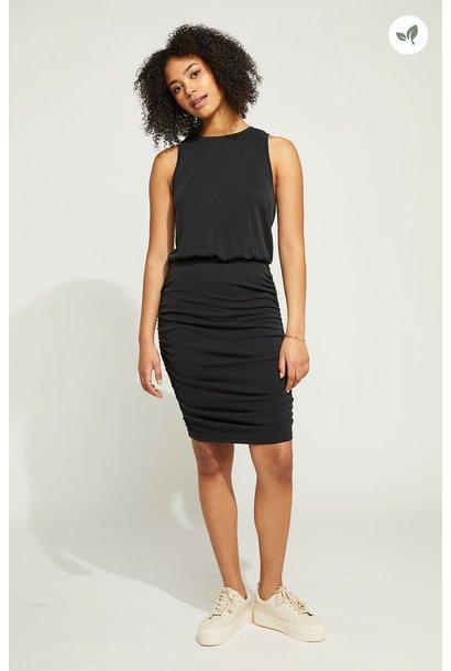 Spencer Modal Dress BLK