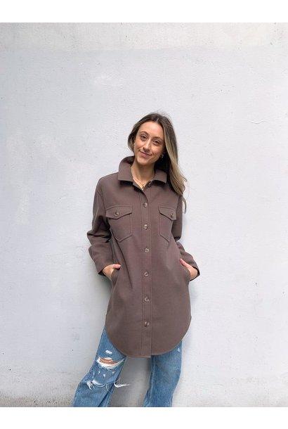 Harmony Shirt Jacket OLV