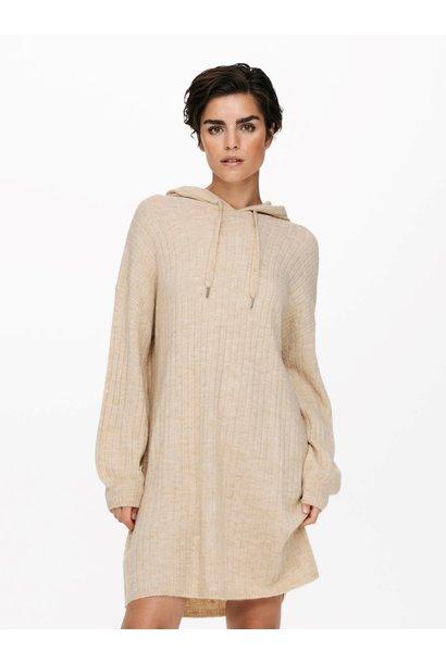 Karinna Knit Hooded Dress