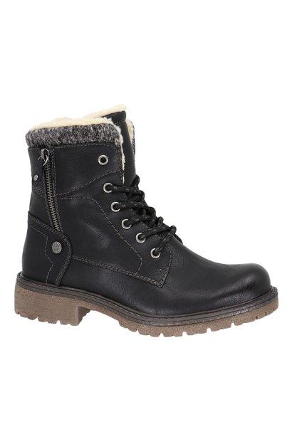 Eliza Hiker Boot BLK