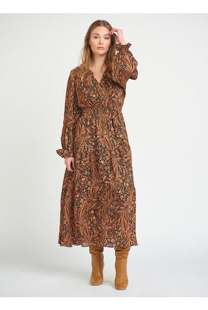 Paisley Maxi Dress ORG