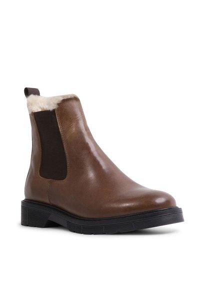 Abella Fur Trim Boot COG