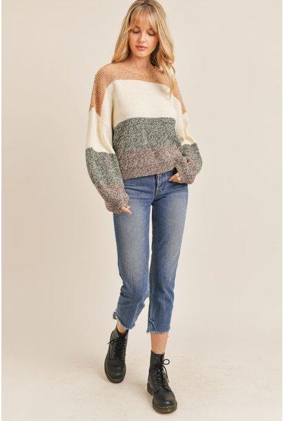 Endless Fields Sweater MUL