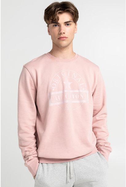 Unisex Original Round Neck Sweater ROSE