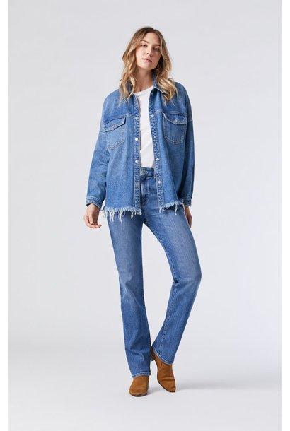 Fiona Denim Shirt ORG. BLUE