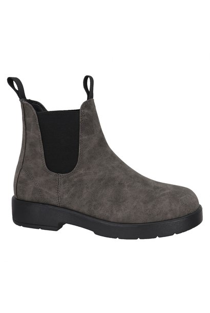 Sydney-T Pull On Boot GRY