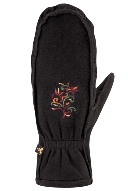 Florence Embroidered Moc Mitten