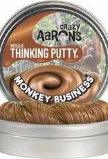 Crazy Aarons Thinking Putty Crazy Aaron's Thinking Putty - Monkey Business